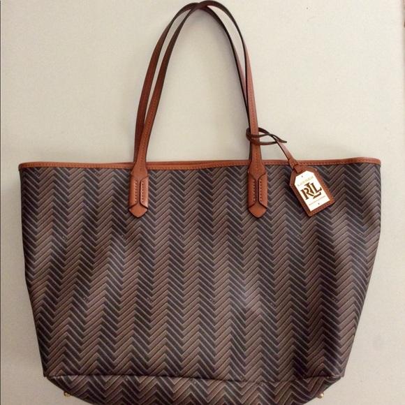 Lauren Ralph Lauren Handbags - Ralph Lauren Boswell Classic Tote cfc6dac0b67f1